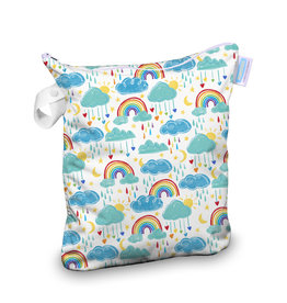 Thirsties Thirsties - Wet Bag - Rainbow