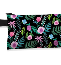 Thirsties Thirsties Clutch Bag Floribunda
