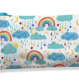 Thirsties Thirsties Clutch Bag Rainbow