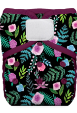 Thirsties One Size Pocket Diaper H&L Floribunda