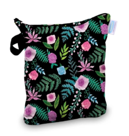 Thirsties Thirsties Wet Bag Floribunda