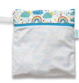 Thirsties Thirsties Wet Dry Bag - Rainbow