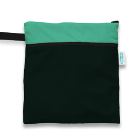 Thirsties Thirsties Wet Dry Bag - Seafoam