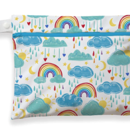 Thirsties Thirsties Mini Wet Bag - Rainbow