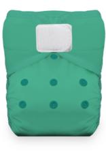 Thirsties Thirsties One Size Pocket Diaper H&L - Seafoam