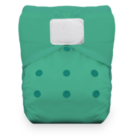 Thirsties Thirsties One Size Pocket Diaper H&L - Seafoam