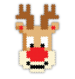 Fat Brain Toy Co Holly Jolly Jixelz - Rudolf