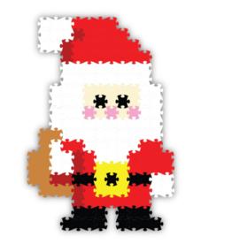 Fat Brain Toy Co Holly Jolly Jixelz - Santa