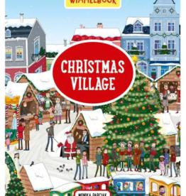 My Big Wimmelbook Christmas Village