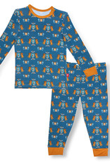 Magnetic Me Magnetic Me - Modal 2pc Toddler Pajamas - Knighty Night