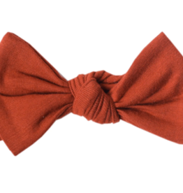 Copper Pearl Copper Pearl - Knit Headbow - Rust