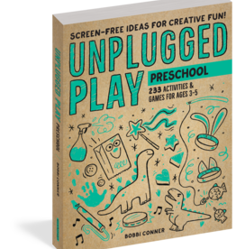 Unplugged Play - Preschool (ages 3-5)