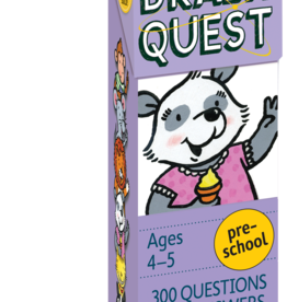 Brain Quest - Preschool (age 4-5)