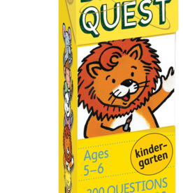 Brain Quest - Kindergarten (age 5-6)