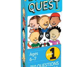 Brain Quest - 1st grade (age 6-7)