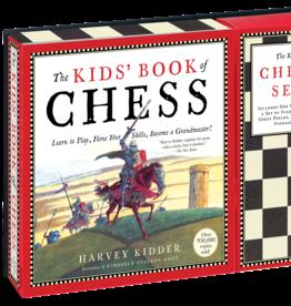 Kids Book of Chess & Chess Set