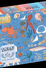 Ocean Anatomy Puzzle - 500pc