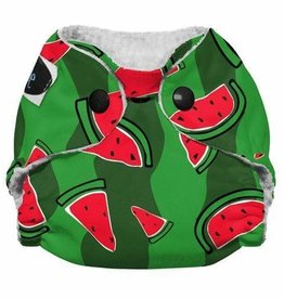 Imagine Imagine - NB StayDry All-in-One - Watermelon Patch