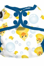 Imagine Imagine - Newborn Diaper Cover - Splish Splash