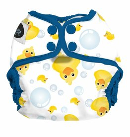 Imagine Imagine - Newborn Diaper Cover - Splish Splash