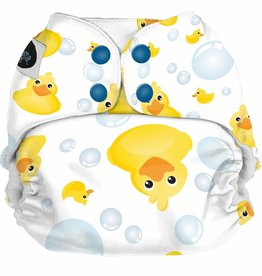 Imagine Imagine - StayDry One Size Pocket Diaper - Splish Splash