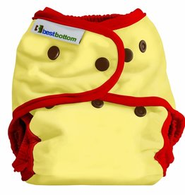 Best Bottom - Diaper Cover Snap One Size - Snake in my Boot