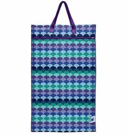 Planetwise - Lite Hanging Wet Bag - Mermaid Tail