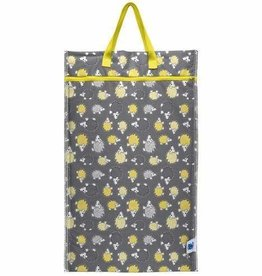 Planetwise - Lite Hanging Wet Bag - Hedgehog