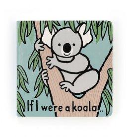 Jellycat Jellycat - If I Were a Koala Tail Book