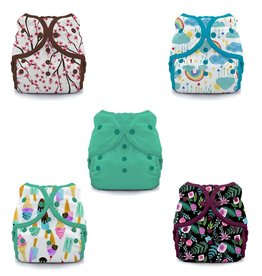 Thirsties Thirsties - Bundle of Love - Duo Wrap Snap - Size 2