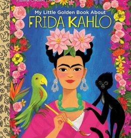 Little Golden Book - Frida Kahlo
