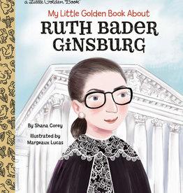 Little Golden Book - Ruth Bader Ginsburg