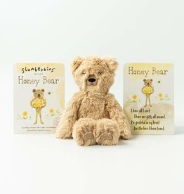 Slumberkins Slumberkins - Honey Bear Kin