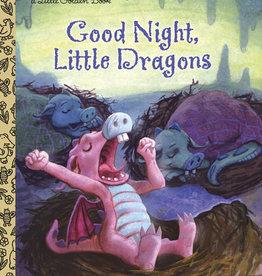 Little Golden Book - Good Night, Little Dragons