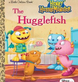 Little Golden Book - Hugglefish