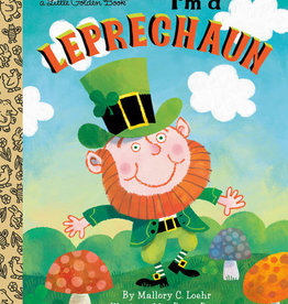 Little Golden Book - I'm a Leprechaun