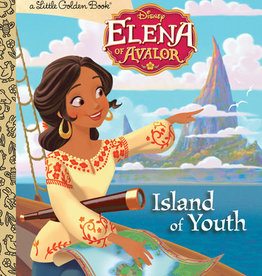 Little Golden Book - Island of Youth
