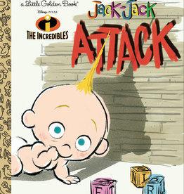 Little Golden Book - Jack-Jack Attack
