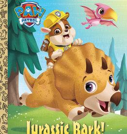 Little Golden Book - Jurassic Bark