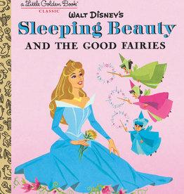Little Golden Book - Sleeping Beauty & The Good Fairies
