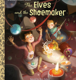 Little Golden Book - Elves and the Shoemaker