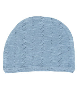Loved Baby Loved Baby - Pointelle Hat - Pool