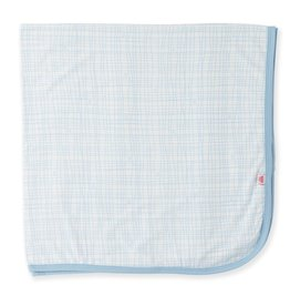 Magnetic Me Magnetic Me - Modal Swaddle Blanket - Greenwich Plaid