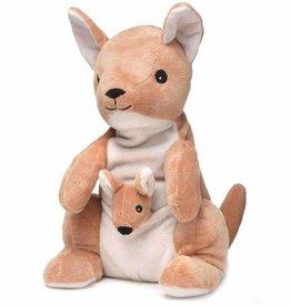 Warmies Warmies - Cozy Plush Kangaroo - Full Size