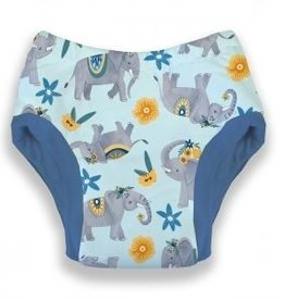 Thirsties Thirsties - Potty Training Pants - Elephantabulous