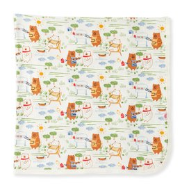 Magnetic Me Magnetic Me - Swaddle Blanket - BBQ Bears