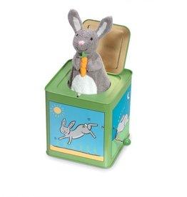 Jack Rabbit Creations Bunny Jack-in-the-Box
