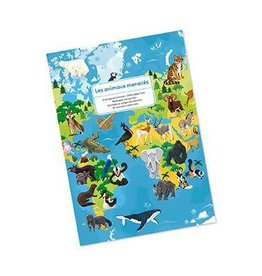 Janod Endangered Animals Educational Puzzle - 200pc
