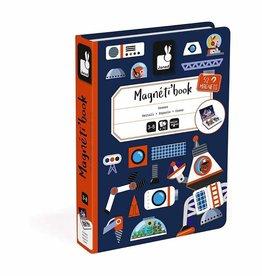 Janod Cosmos Magneti'book