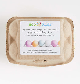 Eco-Kids Egg Coloring Kit